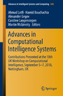Advances in Computational Intelligence Systems - Contributions Presented at the 18th UK Workshop on Computational Intelligence, September 5-7, 2018, Nottingham, UK
