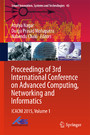 Proceedings of 3rd International Conference on Advanced Computing, Networking and Informatics - ICACNI 2015, Volume 1