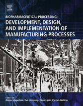 Biopharmaceutical Processing - Development, Design, and Implementation of Manufacturing Processes