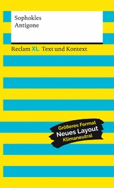 Antigone - Reclam XL - Text und Kontext